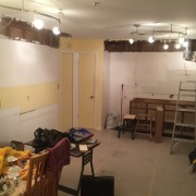 Again Progress at the end of day two.